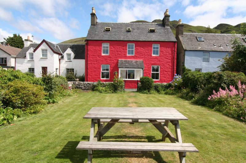 Red House Dornie, vacation rental in Drumbuie