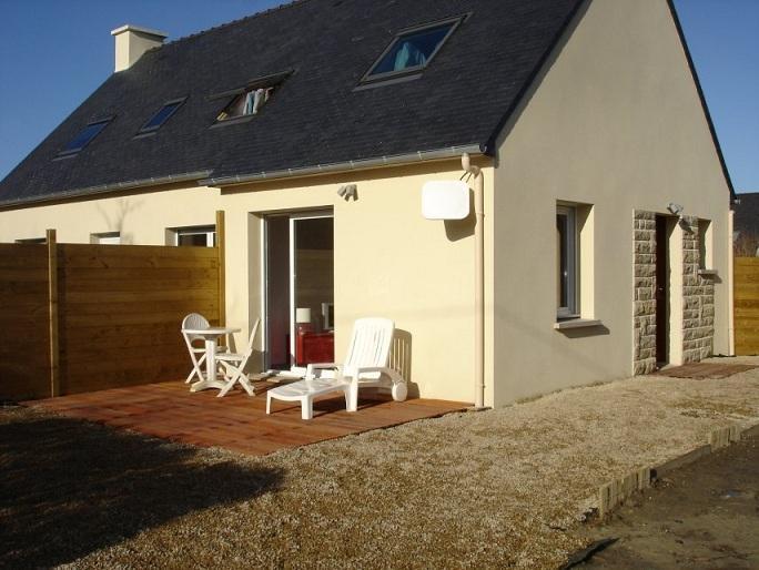 Maison  800 m plage, jardin clos et terrasse,, holiday rental in Ploumanac'h