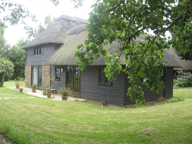 Parsonage Barn Annexe, one bed roomed cottage.