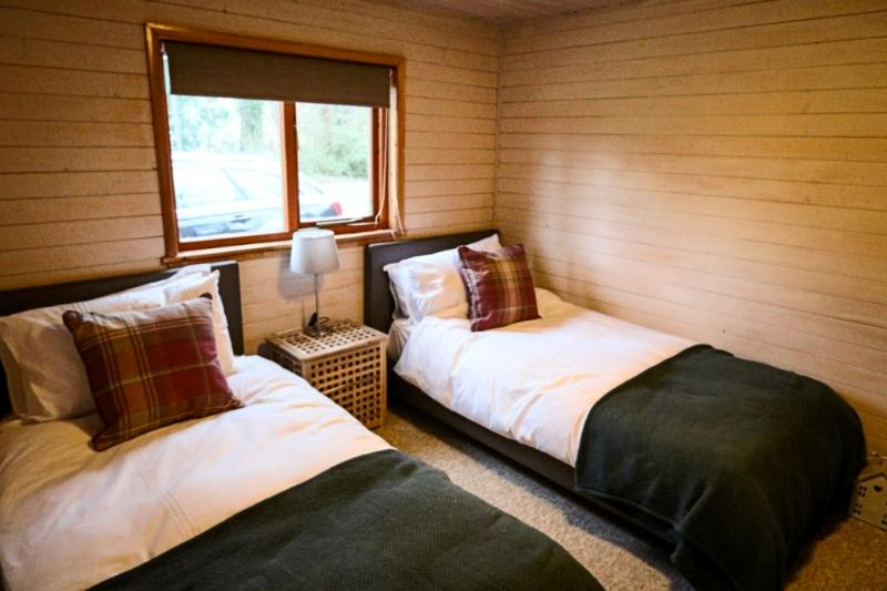 Bedroom 2 with Full Size Single Beds