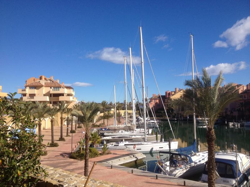 terrace port views