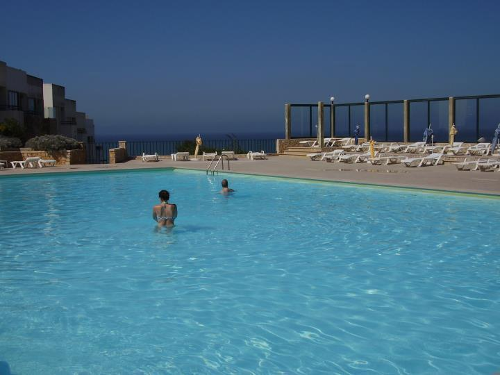 Beautiful Swimming Pool with separate children's pool