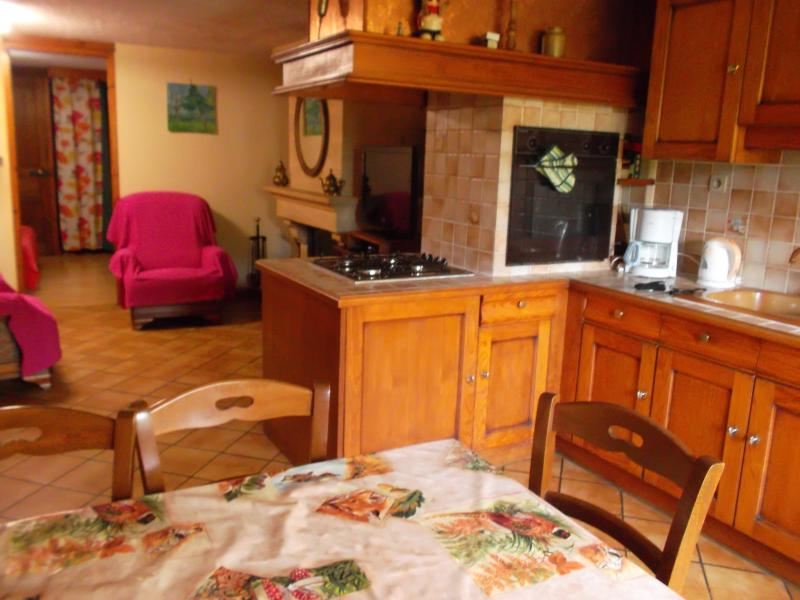 LES IRIS, holiday rental in Chamousset