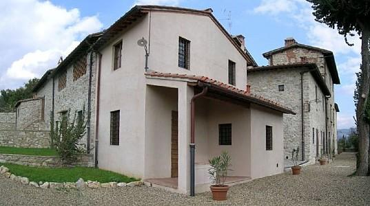 Galluzzo Villa Sleeps 4 with Pool and Air Con - 5228767, holiday rental in Grassina