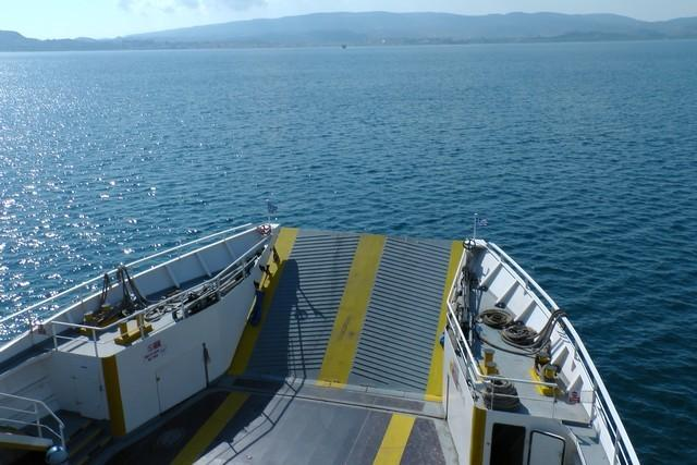 Explore the nearby islands by ferry