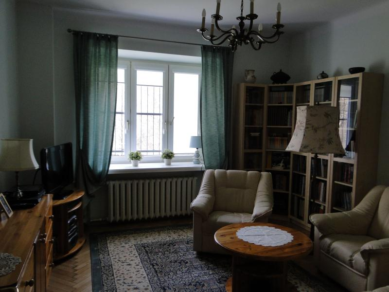 Apartment in Historic Warsaw, vacation rental in Warsaw