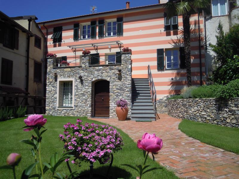 Agriturismo Le Peonie, holiday rental in Garlenda