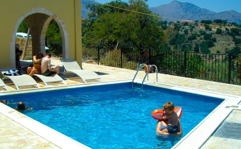Exterior - Swimming Pool
