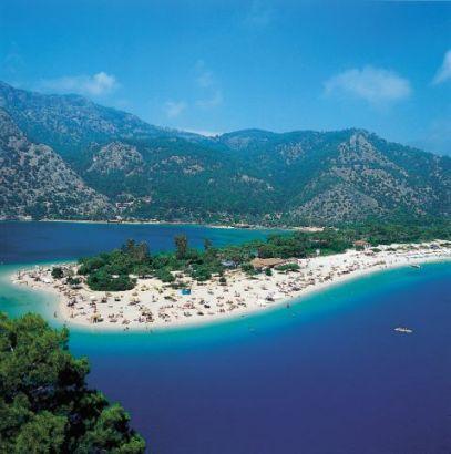 View of Olu Deniz