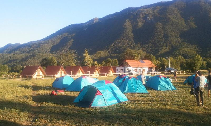 Eco camp Rizvan City, holiday rental in Gospic