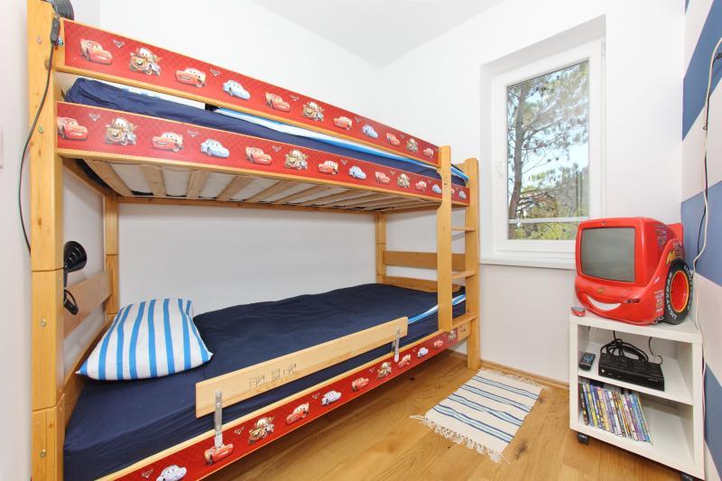 Second bedroom - bunk bed