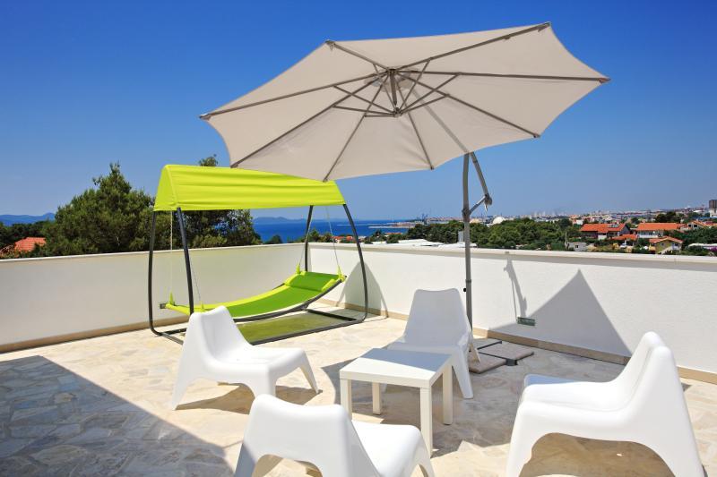 Terrace - sitting area