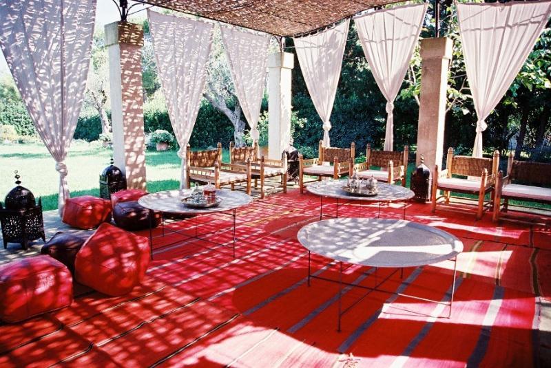 patio comune