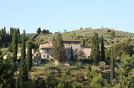 Galluzzo Villa Sleeps 4 with Pool and Air Con - 5228770, holiday rental in Grassina
