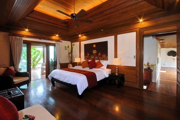 2 º dormitorio con vista al mar