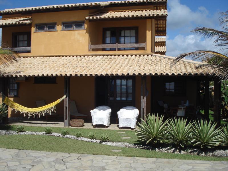 BRASIL ALAGOAS CASA SOBRE LA PLAYA, location de vacances à Barra de Sao Miguel