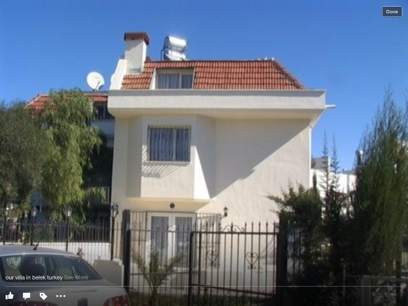 Villa loren, vacation rental in Belek