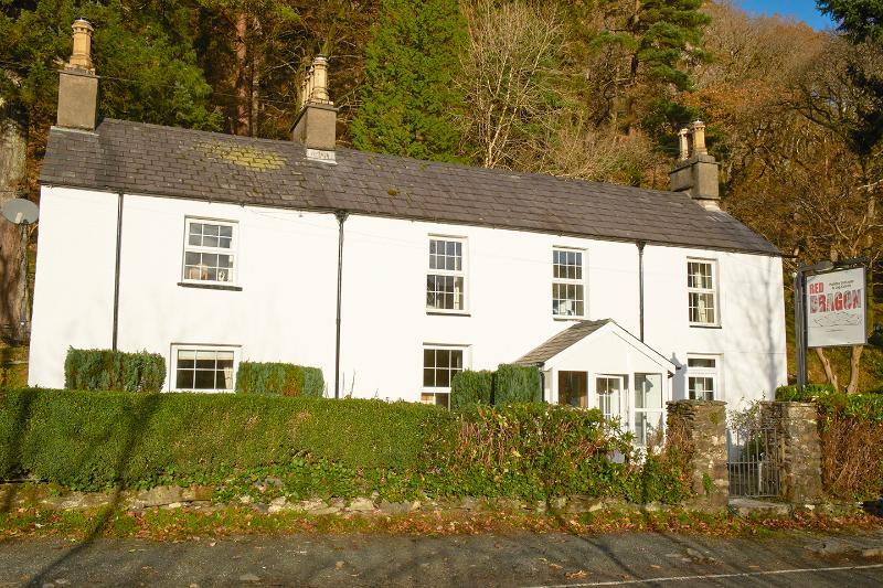 Aran Cottage - vooraanzicht