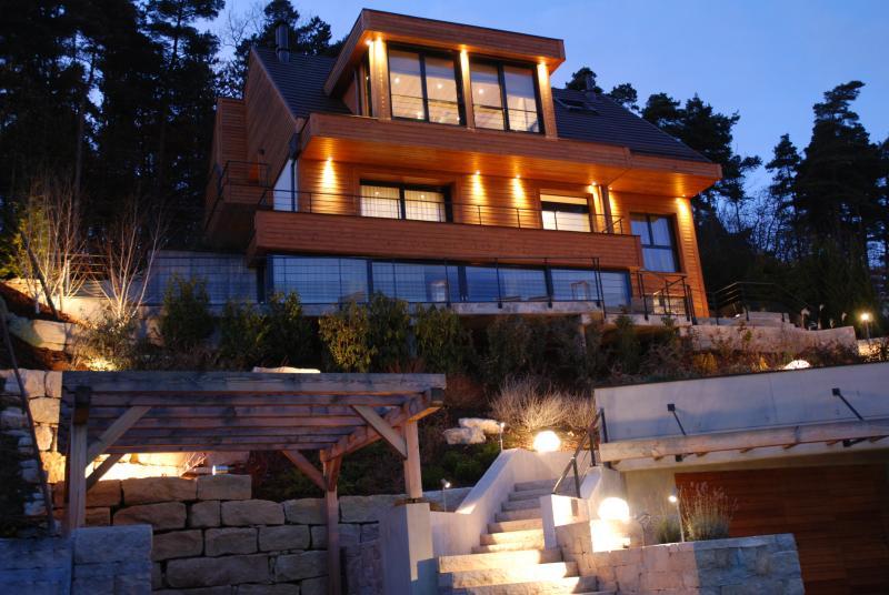 Le Grand Chalet et Spa***** - Chalet de luxe avec services 5 étoiles, holiday rental in Walbach