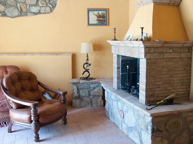 Rogheta 4, vakantiewoning in Torre Alfina