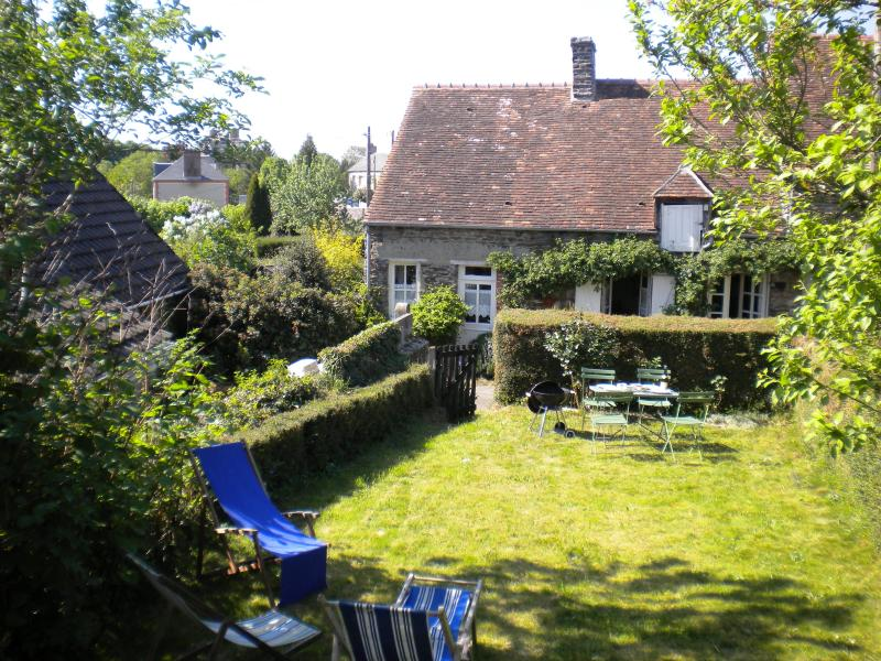 La Retournelle, vacation rental in La Villette