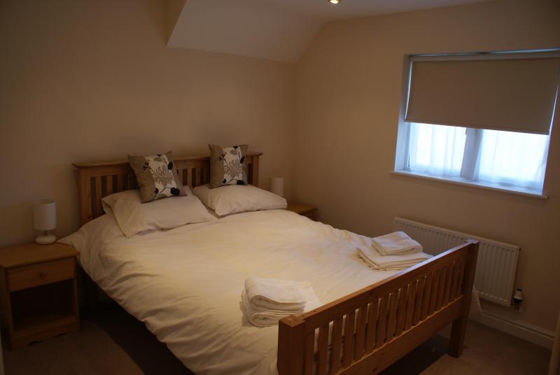 Kingsize Bedroom with en suite
