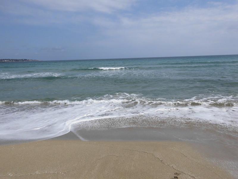 Spiaggia libera vicina alla villa