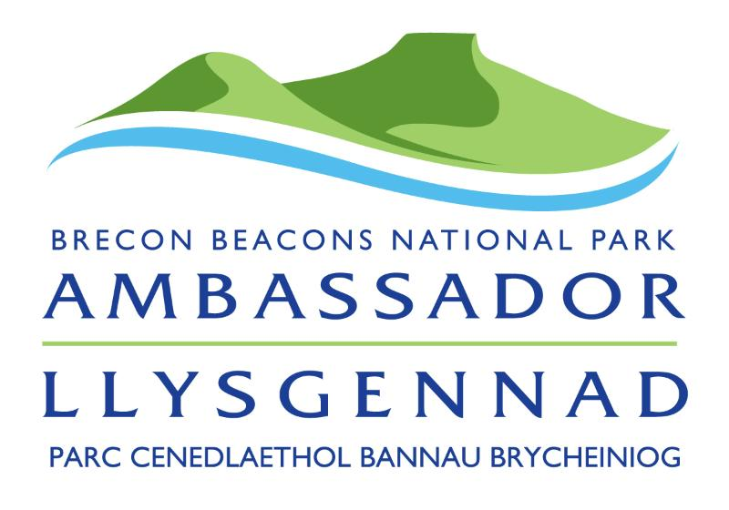 Proud to be a Brecon Beacons Ambassador