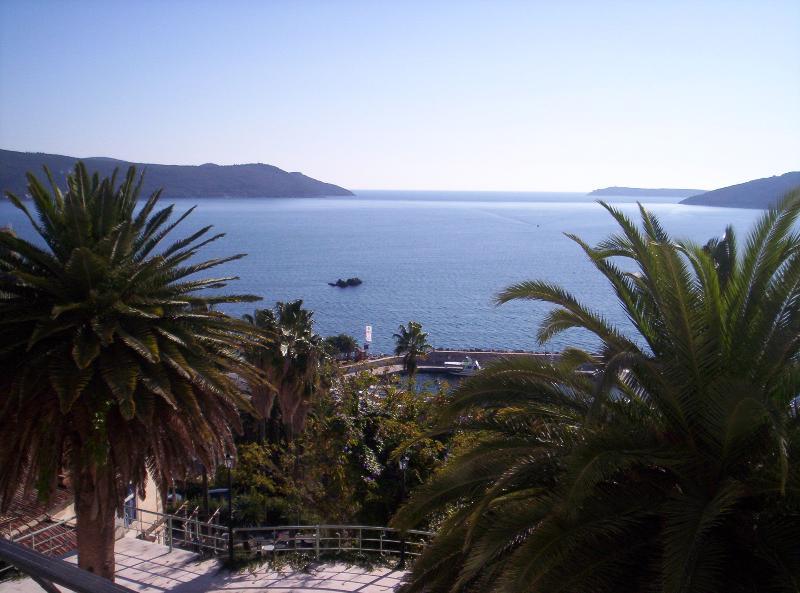 View of the bay in Herceg Novi