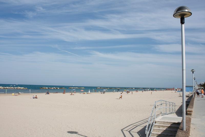 Beaches of the region