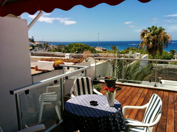 Los Cristianos' Deck, holiday rental in Los Cristianos