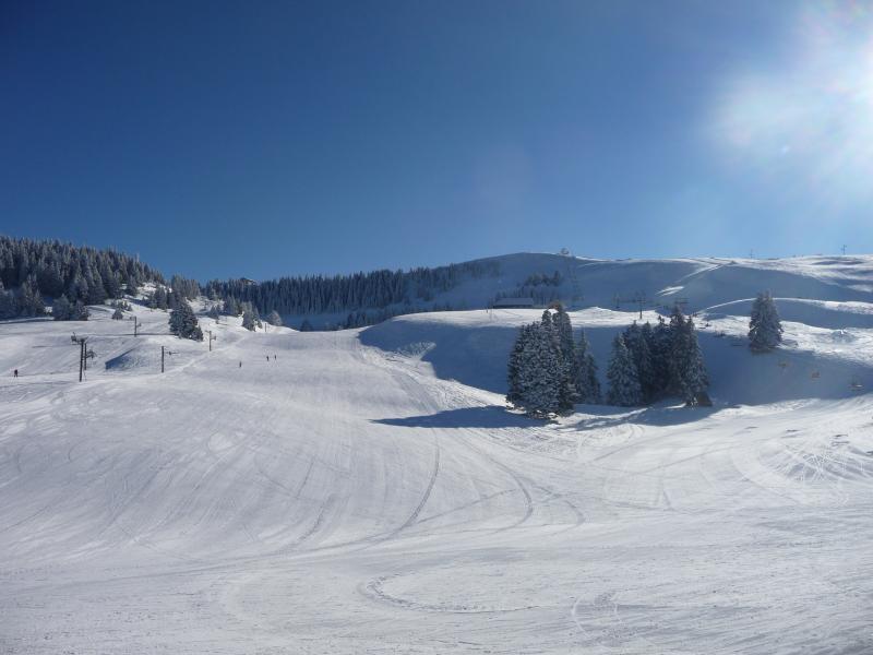 Sciare in le Semnoz 20 minuti da Annecy