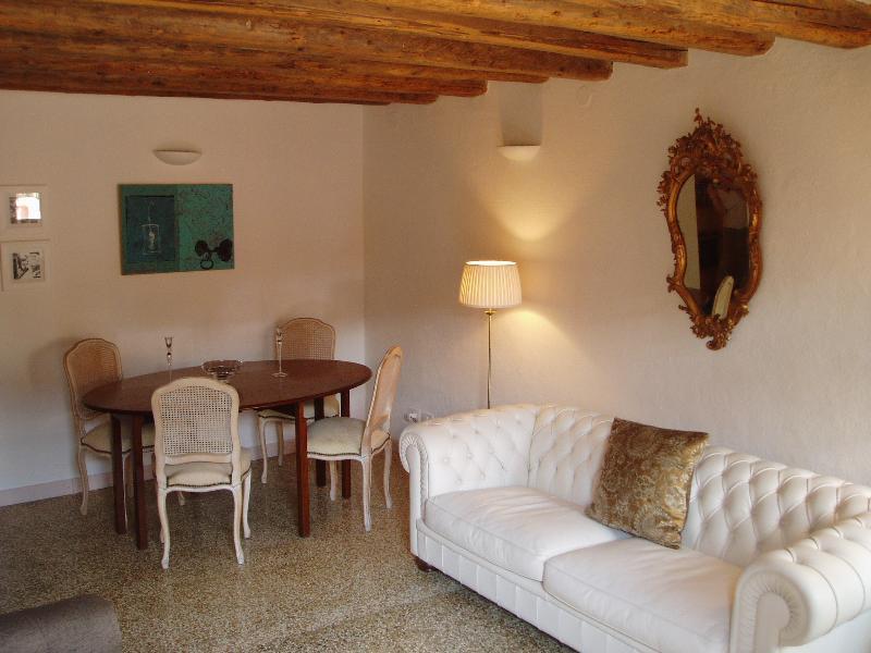 Livingroom of St Marks Residence