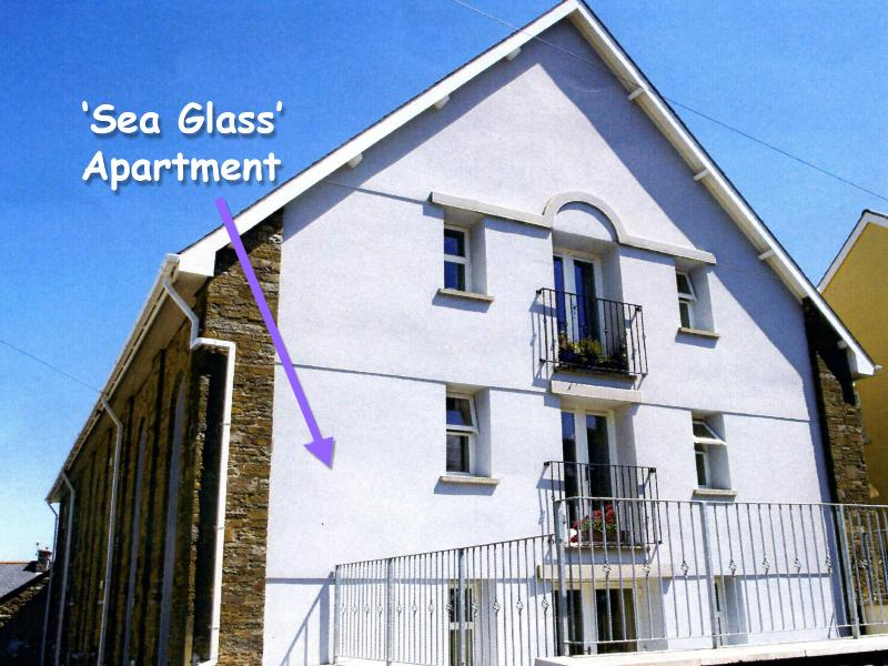 Sea Glass, vacation rental in Exmoor National Park