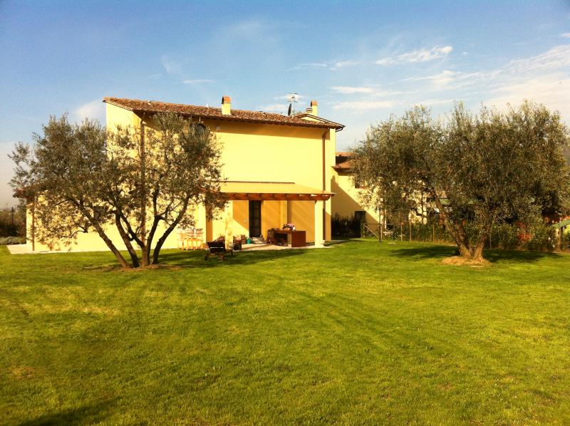 Florence province, holiday rental in Calenzano