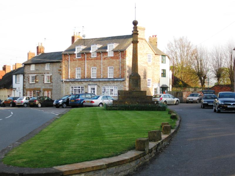 Located in the village centre
