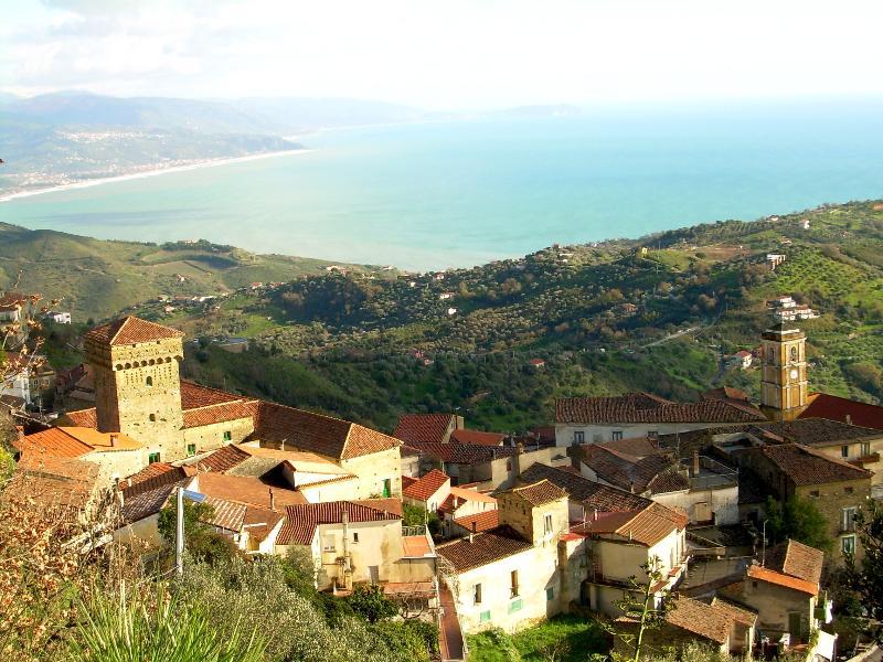 Il borgo di Pollica