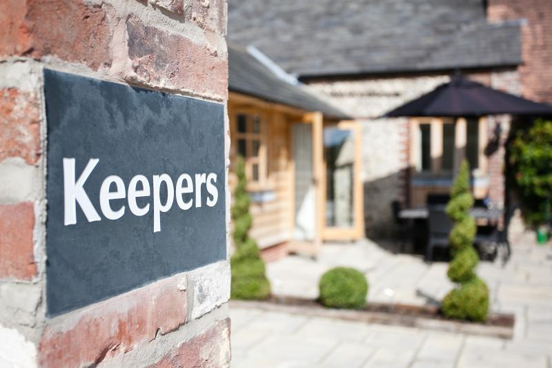 Keepers, holiday rental in East Meon