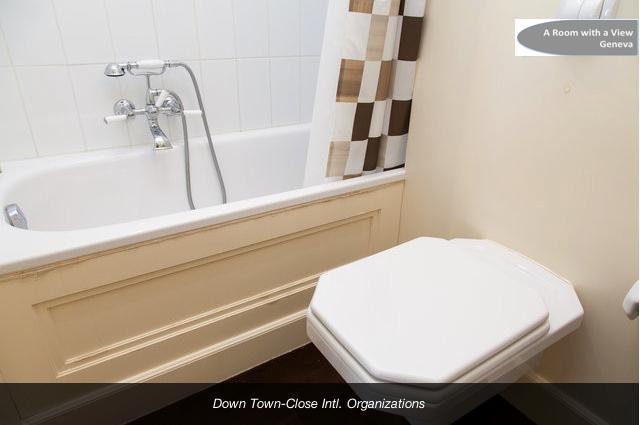 Private adjacent Bathroom