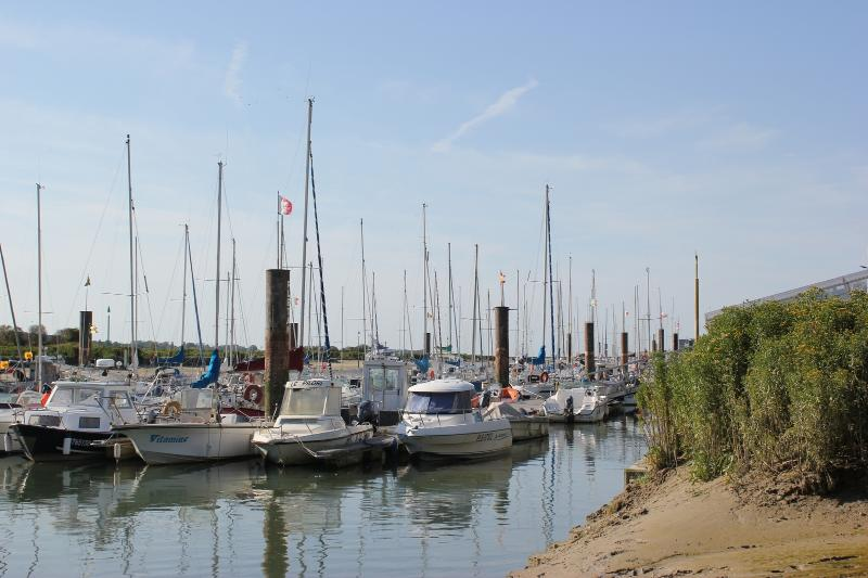 Port de plaisance Etaples