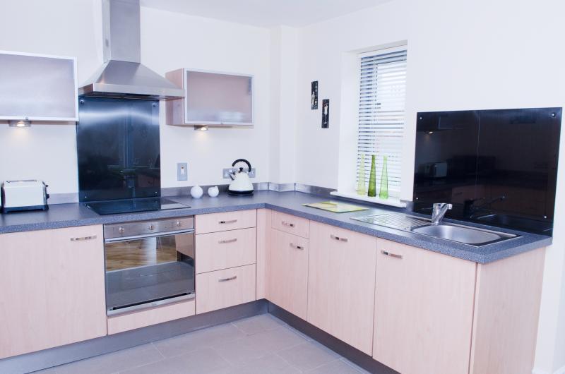 Open Plan Luxury Kitchen