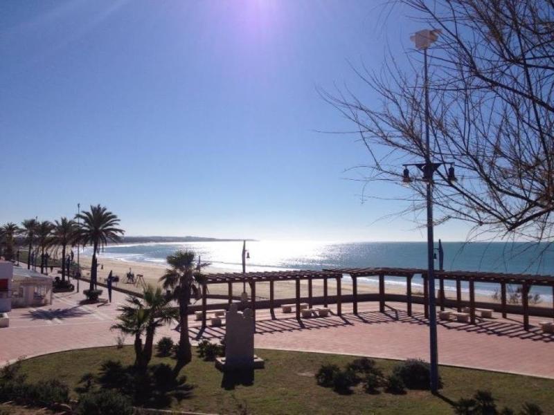 La Barrosa Beach - Sunset