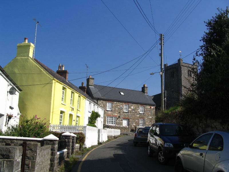 The Winding Streets of quaint Newport (Trefdraeth)