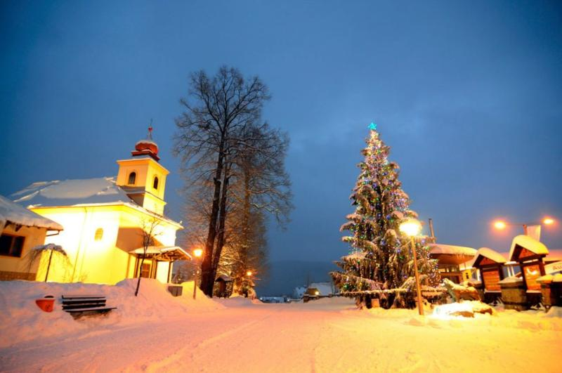 Christmas in Donovaly