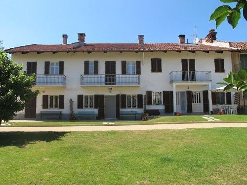 Cascina della Rocca, vacation rental in Sciolze