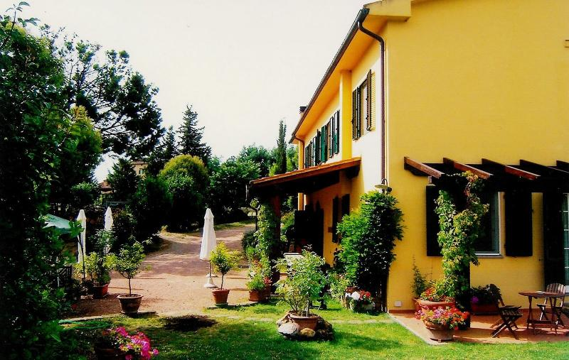 tenuta poggio alla farnia, vacation rental in Collesalvetti