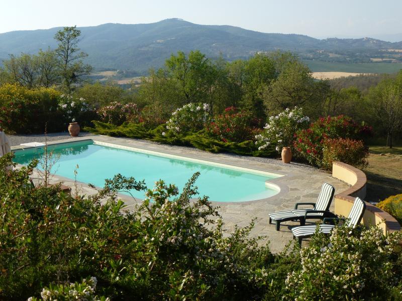 La Fiorella, holiday rental in Montegiove