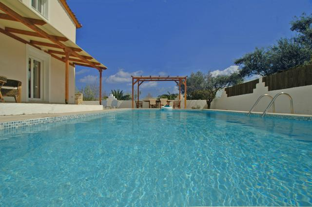 The inviting pool is perfect for a refreshing dip.