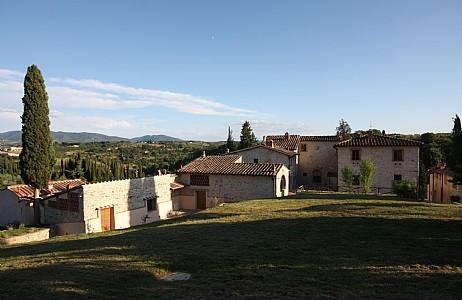 Galluzzo Villa Sleeps 4 with Pool and Air Con - 5228772, holiday rental in Grassina