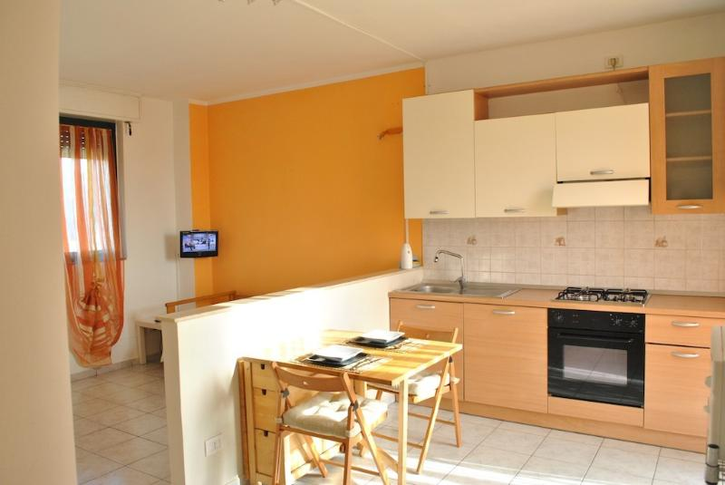 FLAT 2015 APPARTAMENTO SOLE, holiday rental in Novate Milanese